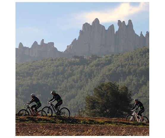 3b7d1ed2c24 Barcelona MTB Montserrat Ride - Spinatura